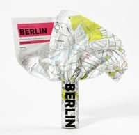 Mapa Palomar Crumpled City TP Berlin