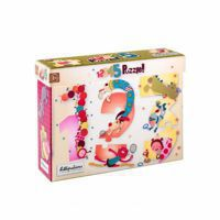 Puzzle Lilliputiens Numbers 123