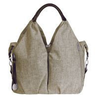 Torba Green Label Neckline Bag Choco Melange