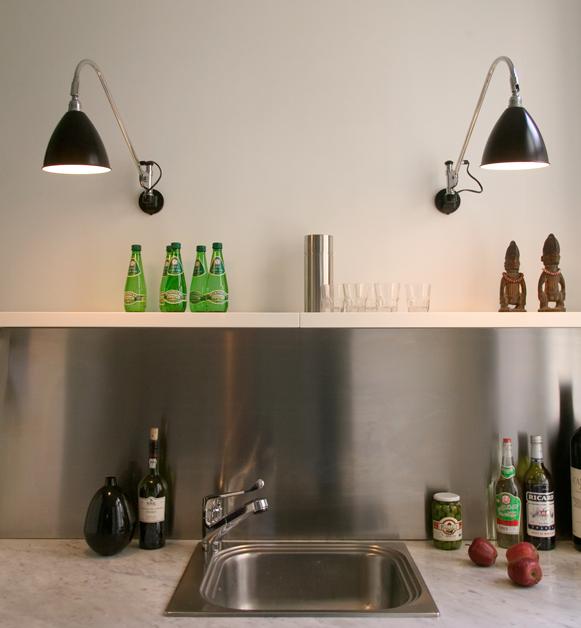 lampa cienna gubi model bestlite bl6 w cznik w przewodzie kolor matt white brass meble i. Black Bedroom Furniture Sets. Home Design Ideas