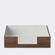 Organizer na listy Ferm Living Grey