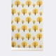 Tapeta Ferm Living Dotty Yellow