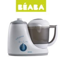Babycook Original Beaba Grey/Blue