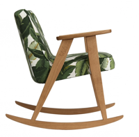 Bujany fotel 366 Concept DECO Collection, Jungle Green Oak 03