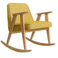 Bujany fotel 366 Concept LOFT Collection, Mustard Oak 02