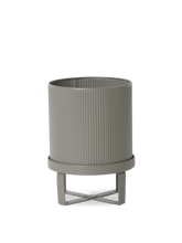 Doniczka Ferm Living Bau Pot Small, Warm Grey