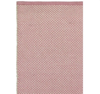 Dywan LIV, model Dots kolor light pink/white