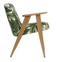 Fotel 366 Concept DECO Collection, Jungle Green Oak 03