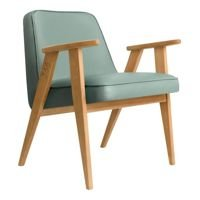 Fotel 366 Concept ECO LEATHER Collection, Mint Oak 02