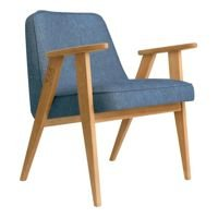 Fotel 366 Concept LOFT Collection, Denim Oak 02