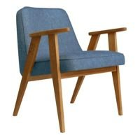 Fotel 366 Concept LOFT Collection, Denim Oak 03