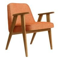 Fotel 366 Concept LOFT Collection, Mandarin Oak 03