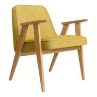 Fotel 366 Concept LOFT Collection, Mustard Oak 02