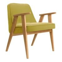 Fotel 366 Concept VELVET Collection, Lemonade Oak 02