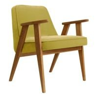 Fotel 366 Concept VELVET Collection, Lemonade Oak 03