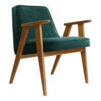 Fotel 366 Concept VELVET Collection, Ocean Oak 03