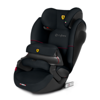 Fotelik samochodowy Cybex Solution M-Fix SL for Scuderia Ferrari, Victory Black