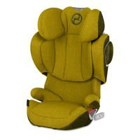 Fotelik samochodowy Cybex Solution Z-fix Plus, Mustard Yellow