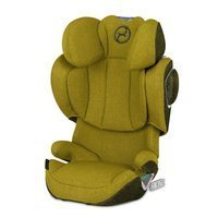 Fotelik samochodowy Cybex Solution Z i-Fix Plus, Mustard Yellow