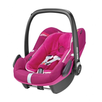 Fotelik samochodowy Maxi Cosi Pebble Plus, Frequency Pink