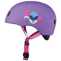 Kask Micro Floral Purple: M