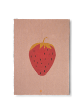 Kocyk Ferm Living Fruticana, Strawberry
