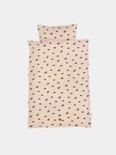 Komplet pościeli Ferm Living Rabbit Bedding Baby