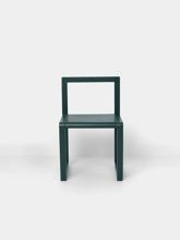 Krzesło Ferm Living Little Architect Dark Green
