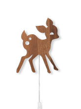 Lampa Ferm Living MY Deer, Smoked Oak