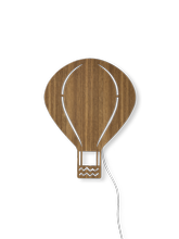 Lampa ścienna Ferm Living Air Baloon, Smoked Oak