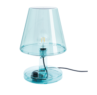 Lampa stołowa Fatboy, Trans-parents, Blue