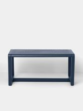 Ławeczka Ferm Living Little Architect Dark Blue