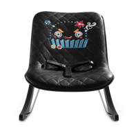 Łeżaczek bujany Cybex by Marcel Wanders Black, model: Space Pilot