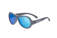 Okulary Aviator Babiators Blue Steel Premiium Mirrored Lenses 3-7