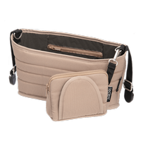 Organizer do wózka Leclerc Magicfold, Easy Qiuck, Taupe