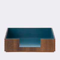 Organizer na listy Ferm Living Blue