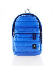 Plecak Mueslii Electric blue – Matt nylon