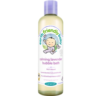 Płyn do kąpieli Earth Friendly Baby Bubble Bath, relaksująca lawenda