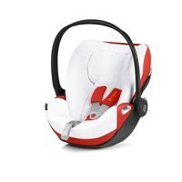 Pokrowiec na lato do fotelika Cybex Cloud Z i-Size, White