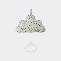 Pozytywka Ferm Living Cloud Music, Mint dots