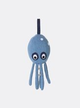 Pozytywka Ferm Living Octopus Music Denim