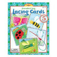 Przewlekanka Lacing Cards Friendliest Bug