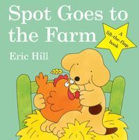 Spot goes to the farm an orignal lift-the-flap book
