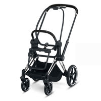 Stelaż do wózka Cybex Priam 2.0, Chrome Black