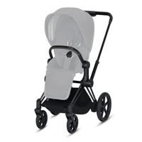 Stelaż do wózka Cybex e-Priam 2.0, Matt Black