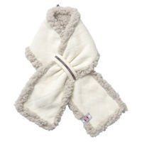 Szalik Lodger Muffler Fleece Scandinavian Off-white