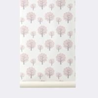 Tapeta Ferm Living Dotty Rose