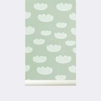 Tapeta Frem Living Cloud Mint