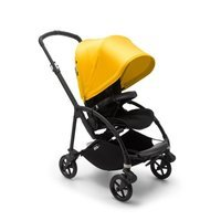 Wózek spacerowy Bugaboo Bee6  BLACK/BLACK - LEMON YELLOW