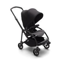 Wózek spacerowy Bugaboo Bee6  baza BLACK/GRAY z budką BLACK